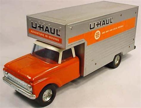 Nylint U-haul Metal Truck