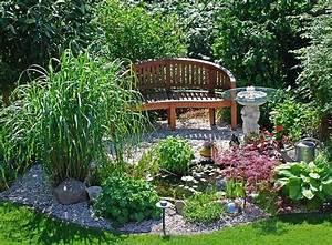 Schöne Terrassen Und Gartengestaltung : schmale g rten breiter wirken lassen schmaler garten sch ne g rten und schmal ~ Sanjose-hotels-ca.com Haus und Dekorationen