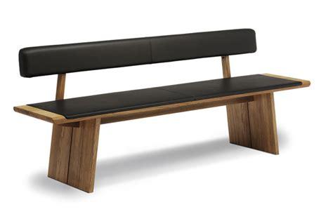 banc de cuisine design banc nox avec dossier meubles lagrange