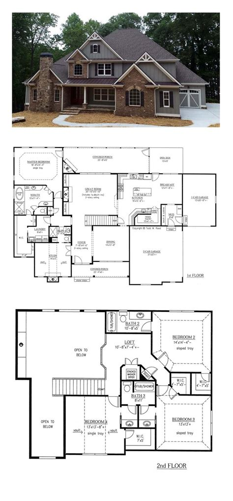 house plans com prestidge country home plans louisiana house plans