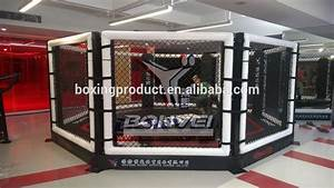 Octagon Fighting Elevated Mma Cage For Sale - Buy Octagon ...