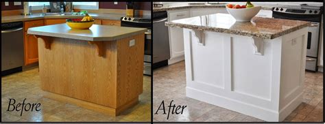 kitchen island makeover style by lori may kitchen island makeover