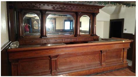 antique back bar antique bar back bars for in pennsylvania oley 1254