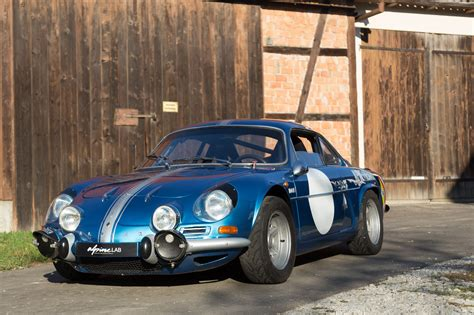 Renault A110 by Just Listed 1971 Renault Alpine A110 Is A Period Correct