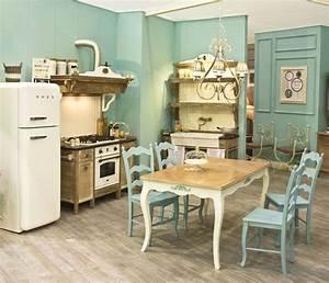 Cucine Shabby Chic  50 Idee Per Arredare Casa In Stile Provenzale