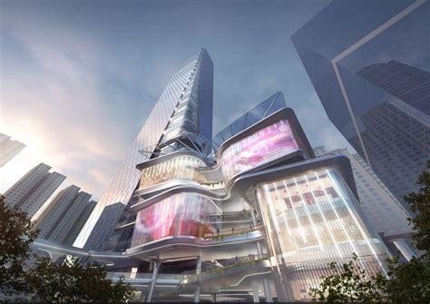 shenzhen luohu friendship trading centre architect magazine