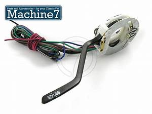 Stalk    Switch Indicator Dash Mounted Wipers Bug 71