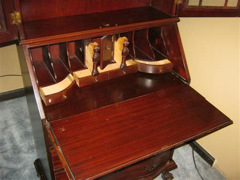 antique desks for sale antique secretary cabinet with drop down desk for sale