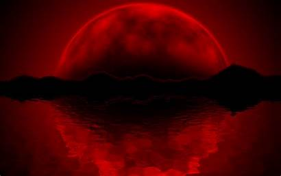 Moon Wallpapers Mobile Blood Naruto Dark Backgrounds