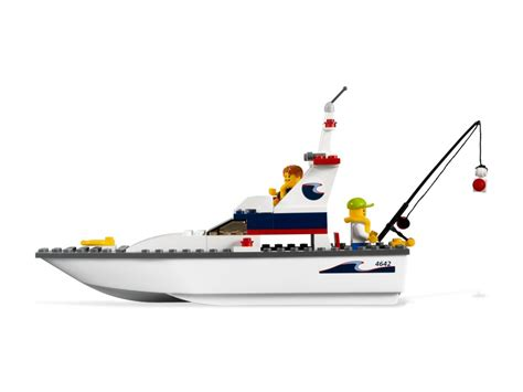 Lego Fishing Boat by Fishing Boat 4642 City Brick Browse Shop Lego 174