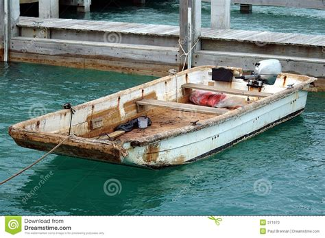 Up Boat by Beaten Up Boat Stock Photo Image Of Fishing Boat