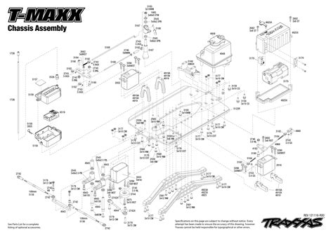 Traxxa T Maxx Steering Diagram by Exploded View T Maxx Classic Chassis Astra
