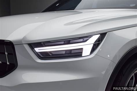 Gallery Volvo 401 Concept Previews All New Xc40 Image 497370
