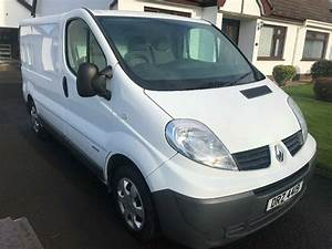 Immaculate 2011 Renault Trafic 2 0 Dci Sl27 115 Bhp