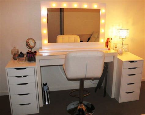 professional makeup vanity with lights professional makeup vanity with lights cabinets beds
