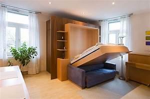 Bett Mit Kleiderschrank : wohnzimmerm bel von der schreinerei gruler in aixheim ~ Watch28wear.com Haus und Dekorationen