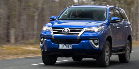Review Toyota Fortuner by Toyota Fortuner Review Specification Price Caradvice