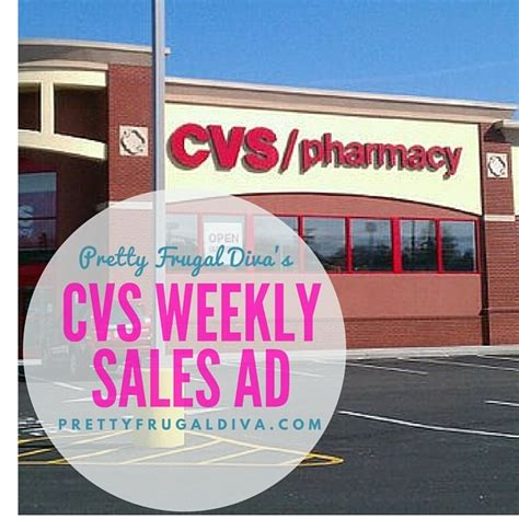 Cvs Sales by Cvs Weekly Sales Ad 11 13 11 19 Pretty Frugal