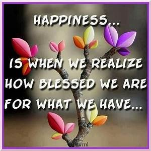 feeling blessed   signs, sayings, words of wisdom   Happy ...