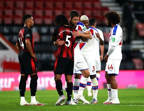 AFC Bournemouth 0 - 2 Crystal Palace - Match Report for ...