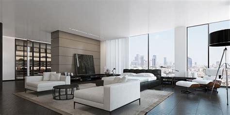 Gorgeous, Sleek Digital Interior by Ando Studio