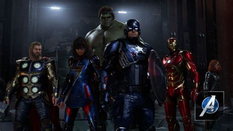 Avengers Assemble! Achievement - Marvel's Avengers ...
