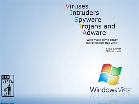 Windows Meme - vista stands for windowsmemes