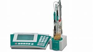 Metrohm 780/781 pH/Ion meter | industry world