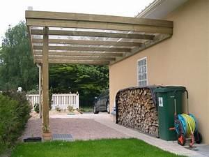 Construire Un Carport : comment faire une tonnelle en bois maison design ~ Premium-room.com Idées de Décoration