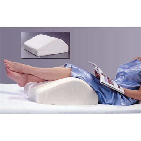 Jobri Spine Reliever Bed Wedge by Maxiaids Spine Reliever Leg Wedge Large