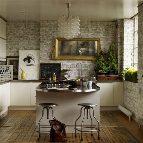 Industrialstyle Kitchens  Best Accessories  Housetohome