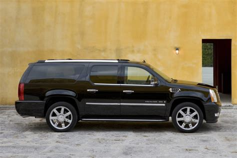 Cadillac Escalade Esv Specs  2006, 2007, 2008, 2009, 2010