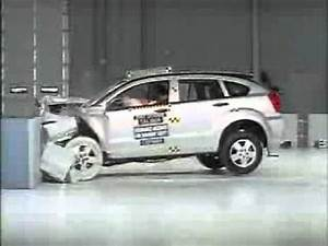 2007 Dodge Caliber CRASH TEST