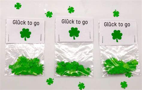 glücksbringer selber basteln und verschenken konfetti selber machen als gl 252 cksbringer und diy geschenke