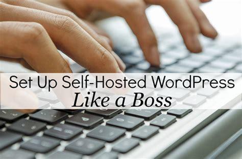 set   wordpress site comprehensive guide