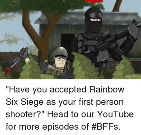 Rainbow 6 Memes - 25 best memes about rainbow six siege rainbow six siege memes