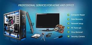 We Provide Complete Computer Tech Support Solution Through