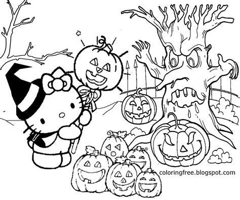 Halloween Cartoon Drawing At Getdrawings.com