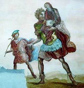 Aeneas: Roman Portrait of a Father « Reflection and Choice