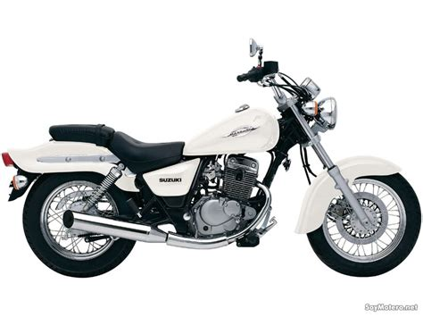 suzuki marauder 125 color blanco