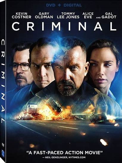 Dvd Criminal Movies Kevin Costner Ray Blu