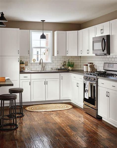 kitchen cabinet sets lowes 28 best in stock kitchens now at lowe s images