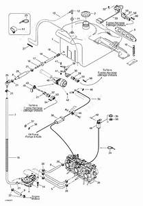 Ski Doo 2000 Mach Z -  Fuel System