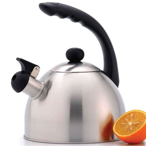 tea kettle whistling kettles hayneedle qt stainless steel makers rhapsody creative