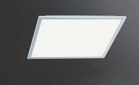 Küchenleuchte Decke by Wofi Deckenleuchte Liv 1 Flg Silber 60x60 Cm Mit