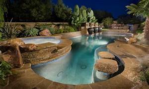Paving ideas for gardens, most unusual swimming pools