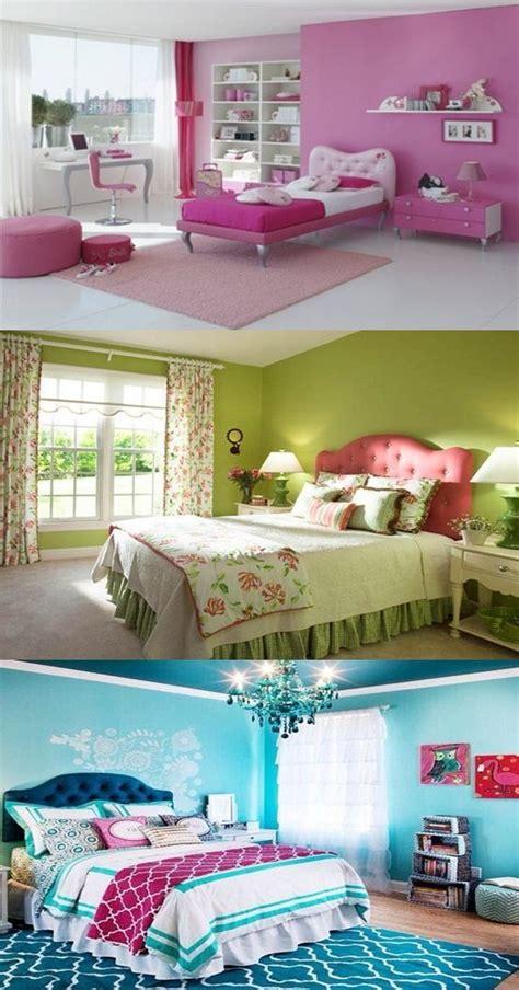 bedroom colors  girls interior design