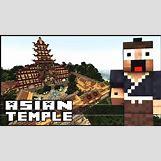 Minecraft Japanese Temple | 1280 x 720 jpeg 193kB