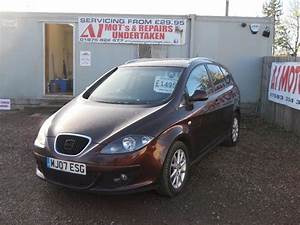 Seat Altea Xl 2007 1 9 Ltr Tdi 1 Year Fresh Mot Full