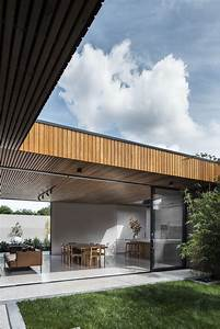 Courtyard, House, By, Figr, Architecture, U0026, Design